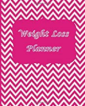 Weight Loss Planner: Live Your Healthiest Life With This 2019 Daily Purple Zigzag Style Weight Loss, Food And Exercise Planner: Track Your Goals, ... Loss, Bodybuilding, and Plan Your Meals