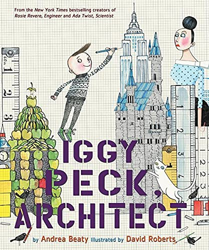 Product Image of the Iggy Peck, Architect (The Questioneers)