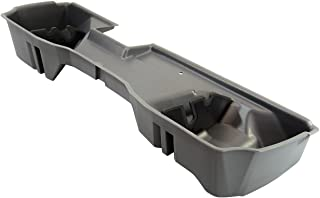 DU-HA Under Seat Storage Fits 14-17 Chevrolet/GMC Silverado/Sierra Light Duty & Heavy Duty Double Cab, Ash/Gray, Part #10305