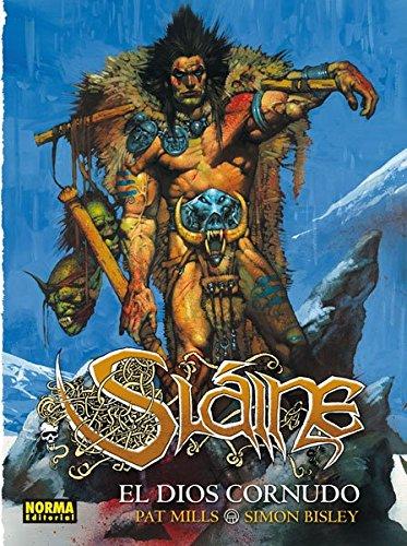 SLAINE: EL DIOS CORNUDO (CÓMIC USA)