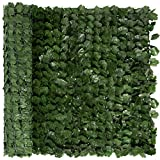 """Best Choice Products® Faux Ivy Privacy Fence Screen 94"""" X 39"""" Artificial Hedge"""