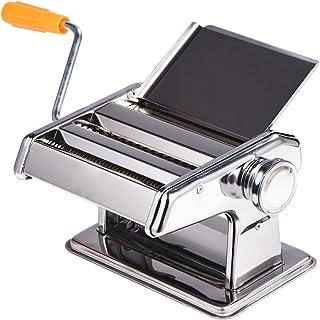手動製麺機 自家製麺機 ラーメン 製麺機 ステンレス鋼製 安全 健康 耐久性 高品質 使い便利 取り外し可能 滑りにくい 家庭用