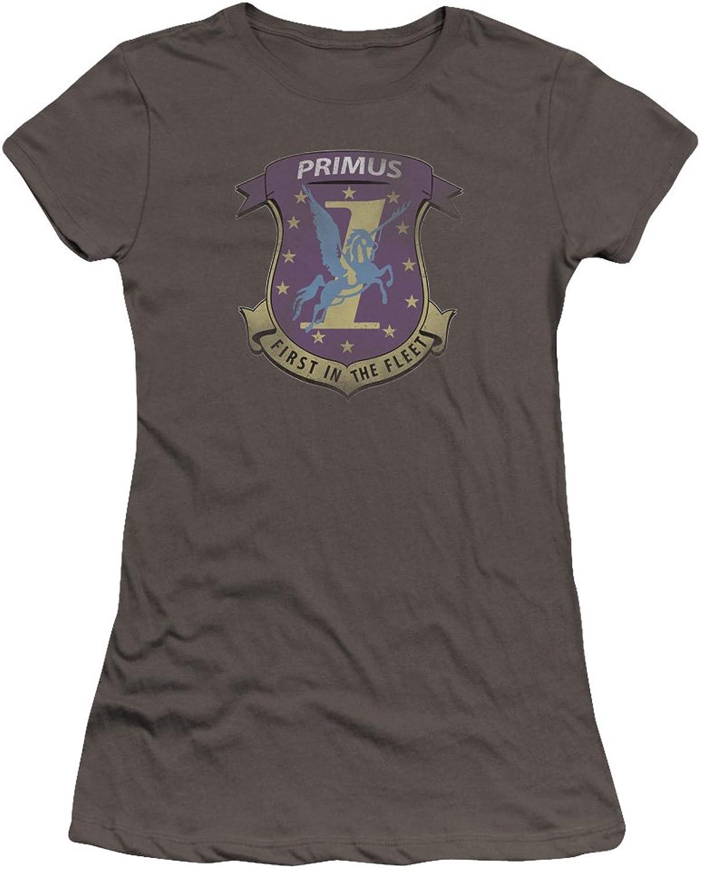 BSG  Juniors Primas Badge Premium Bella TShirt