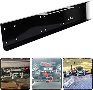 RUGCEL WINCH Cradle Winch Mounting Plate, Winch Mount Recovery Winches (36