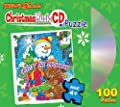FROSTY THE SNOWMAN KID PUZZLE WITH CD #2 by The Hit Crew