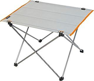 YTR Outdoor Mesa plegable para camping, ultraligera, plegable, de tela Oxford, 69,5 x 58 x 42 cm, incluye bolsa de transporte para camping, senderismo, viajes, picnic
