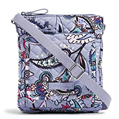MACHINE WASHABLE SIGNATURE COTTON -- The fabric you know & love, our quilted cotton is lightweight yet durable, & comes in a variety of colorful patterns EVERYDAY USE -- Vera Bradley crossbody bags for women are perfect for any occasion - whether you...