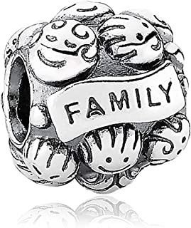 Pandora Women Charm Love & Family