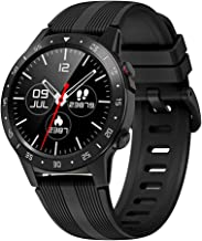 M5 GPS Smart Watch Android Phone Call Bluetooth Smartwatch Compass Altitude Barometer Music Speaker Outdoor Sport Wristband Watch Heart Rate Blood Pressure Fitness Monitor
