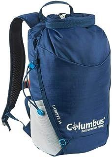 COLUMBUS LARISTE 15lt Mochila, Adultos Unisex, Azul Marino (Azul), 15 l