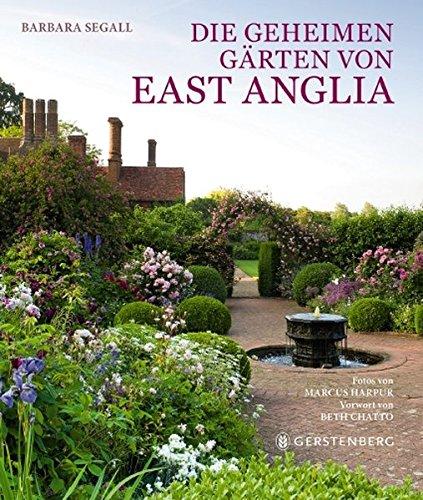 Buchseite und Rezensionen zu 'Die geheimen Gärten von East Anglia' von Barbara Segall