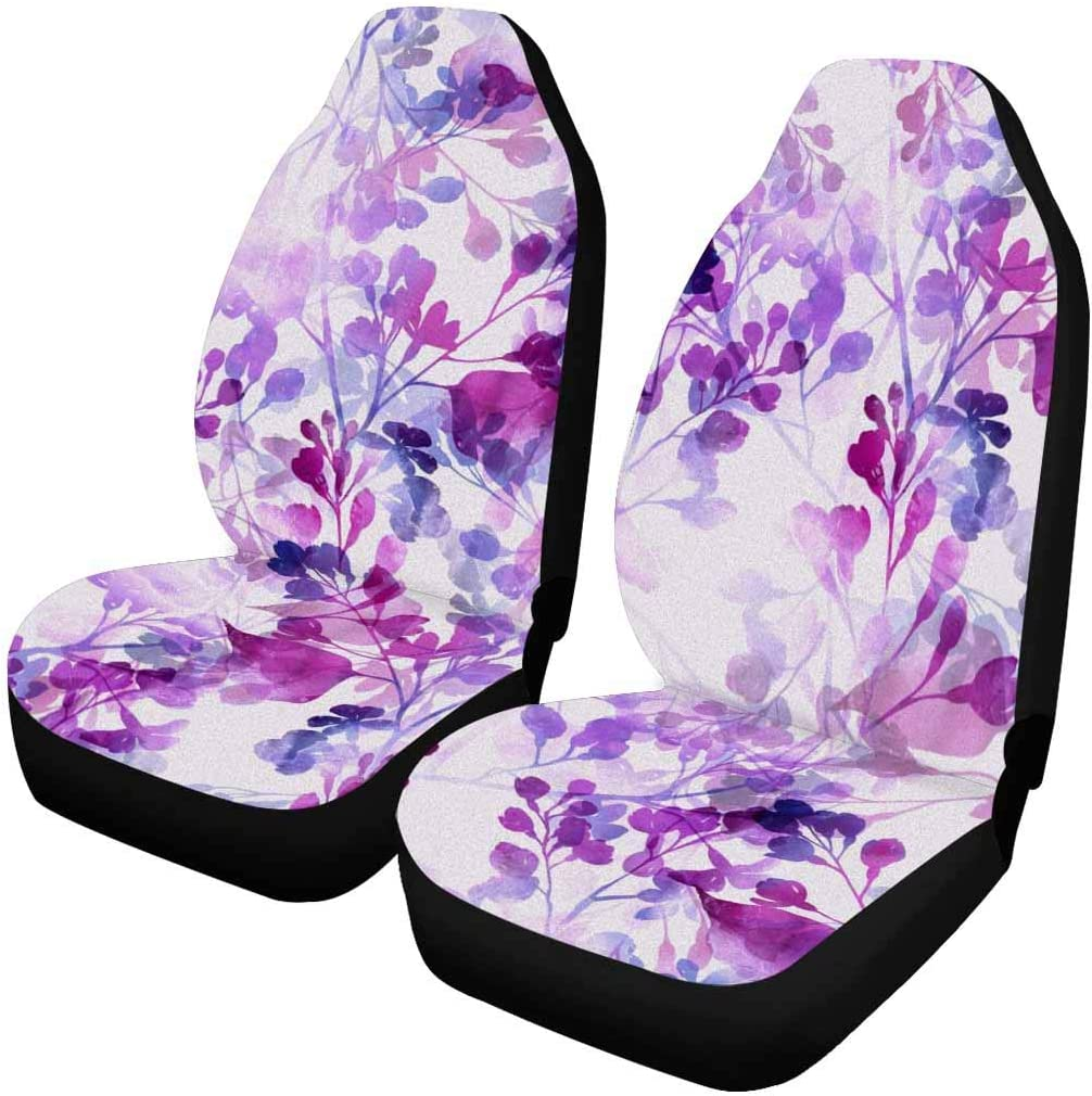 InterestPrint Car Seat Max 58% OFF Covers 55% OFF Decor Piece Different Each with Pr