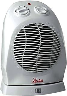 Ardes 453 Blanco 2000W Radiador/ventilador - Calefactor (Radiador/ventilador, 90°, Piso, Mesa, Blanco, 2000 W, 1000 W)