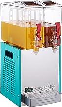 Machine à boissons froides à double cylindre Distributeurs grande capacité commerciale Machine à jus boissons chaudes et f...