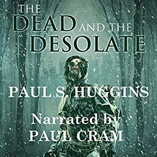 The Dead and the Desolate audiobook cover art