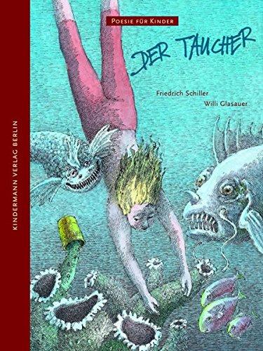 Der Taucher (Poesie für Kinder)
