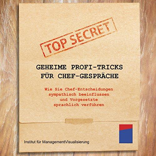 Geheime Profi-Tricks für Chef-Gespräche Titelbild