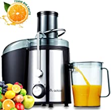 bpa free masticating juicer