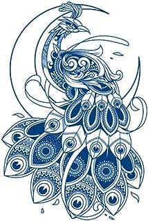 Tijdelijke Tatoeages 3 Vellen 3D Tatoo Sticker Volledige Arm Tattoo Stickers, Kruiden Semi Permanente Tattoo Stickers Arm ...