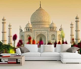 Wallpaper Custom 3D Mural Taj Mahal Mosque Agra India Photo Wallpaper,Living Room Tv Sofa Wall Bedroom Restaurant,430Cmx300Cm