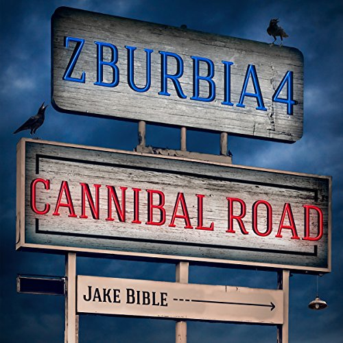 Z-Burbia 4 audiobook cover art