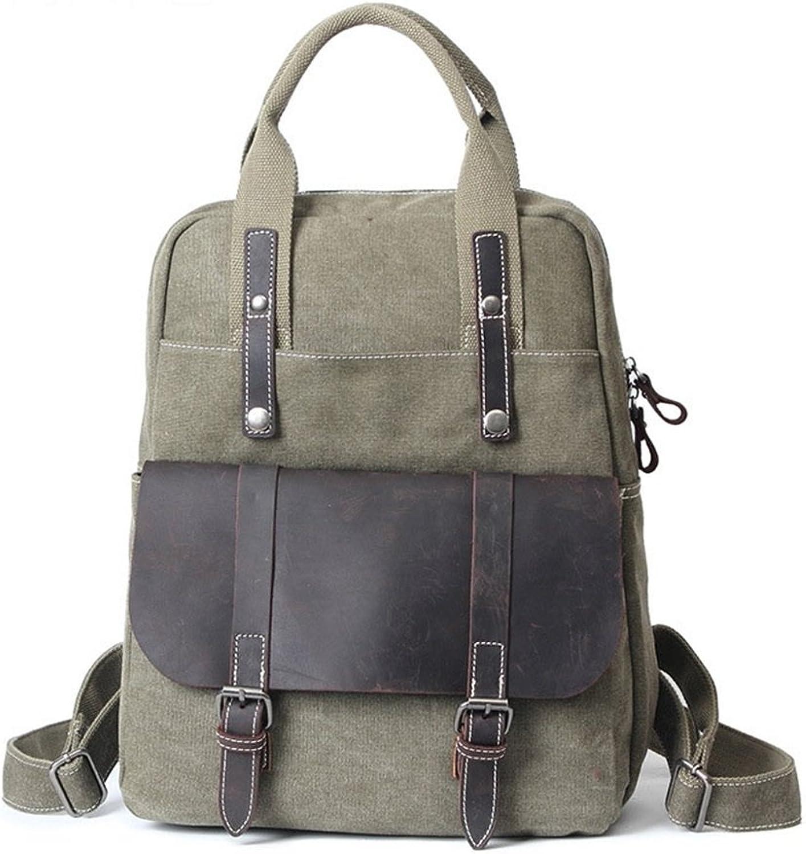 Herren Umhängetasche Laptoptasche Büro-britische Retro Retro Retro Art-Rucksack-Handtasche beiläufige Geschäfts-Aktenkoffer-Schulter-Bote Crossbody-Schultaschen-Taschen-Tasche Damen Aktentasche ( Farbe   Grün ) B07CYQ9JKD 4e1b27