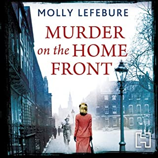 Murder on the Home Front cover art