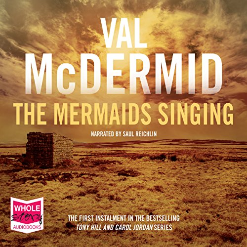 Mermaids Singing audiobook cover art