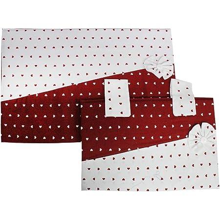 Coprifornello Copri Fornello Tessuto Soft ZUCCHISSIME Varie Fantasie-Variante 12