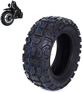 Electric Scooter Tires, 10-Inch All-Terrain Tires, 90/70-6 Snow Tires, Non-Slip And Wear-Resistant, Suitable for Electric ...