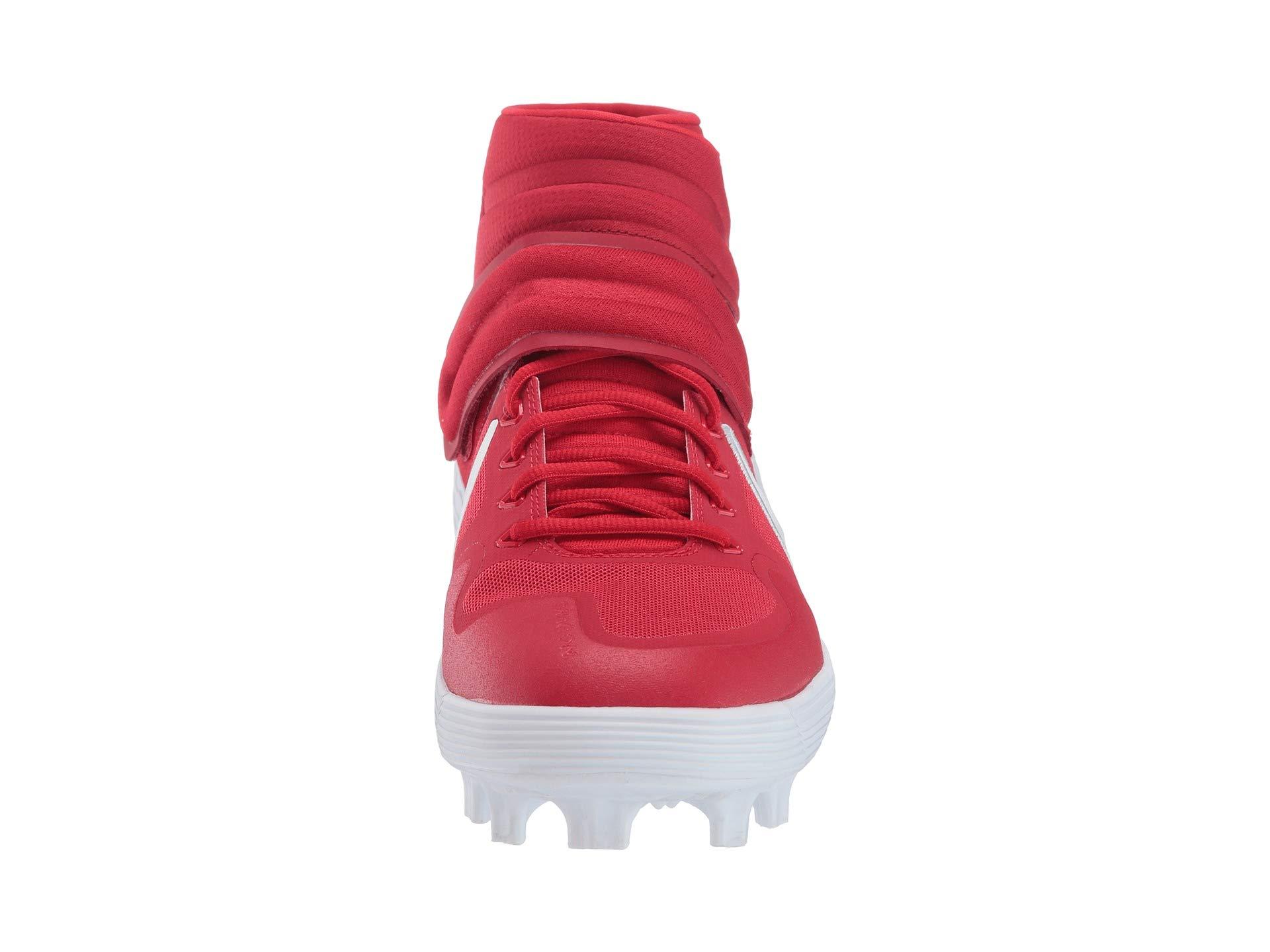 gym Red white Elite Red Mid 2 Huarache Mcs Nike Alpha University 1Pq4BB