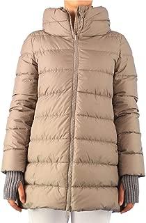 Herno Luxury Fashion Womens PI0660D120042900 Grey Down Jacket | Fall Winter 19