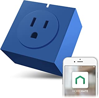 Zettaguard S31 Wi-Fi Smart Plug Outlet, Timer Switch Socket, Energy Meter, Wireless Remote Control your Electronics from Smartphone or Tablet