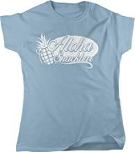 Aloha Snackbar Women's T-shirt, NOFO Clothing Co.