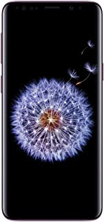 Samsung Galaxy S9 Unlocked Smartphone - Lilac Purple - (Renewed)