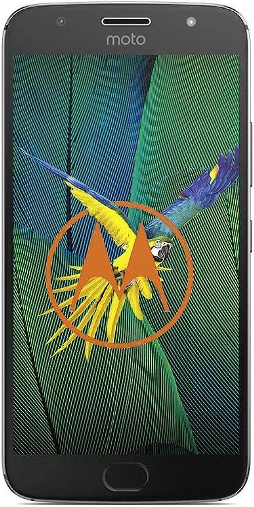 Motorola g5s plus smartphone PA6V0090DE