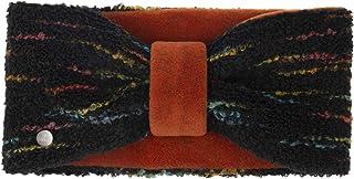 Lierys Fascia per Capelli Yasima Boucle Donna - Made in Italy scaldaorecchie Protezione Orecchie Autunno/Inverno