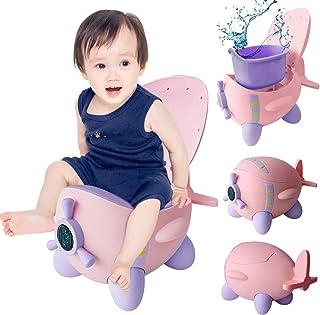 Pot Bebe Enfant Toilette Bébé: WC Baby pour Apprentissage Propreté - Petit Garcon Fille Chambre Mini Toilet Fauteuil - Pip...