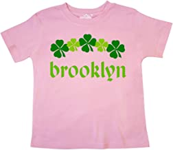 inktastic Brooklyn New York Irish Toddler T-Shirt
