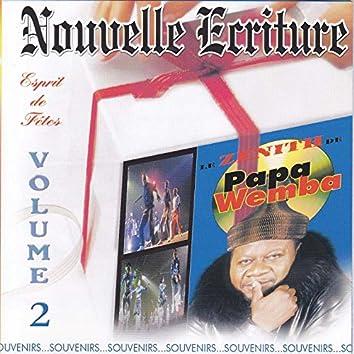 Le zénith de papa wemba, vol. 2 (Esprit de fêtes)
