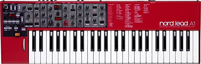 Nord Lead A1 49-Key Analog Modeling Synthesizer (NORD-LEAD-A-1)