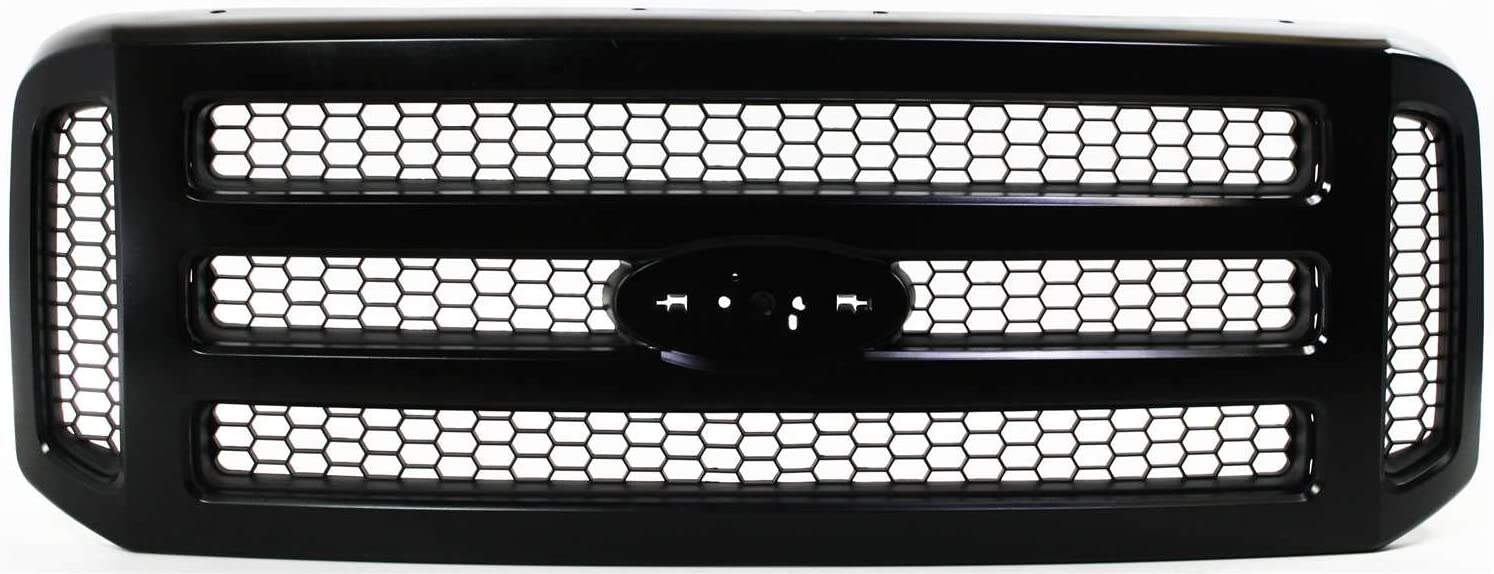 discount Evan-Fischer Grille online shopping Assembly Compatible 2005-2007 Ford with F-25
