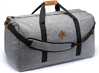 Revelry Supply RV10020 The Continental Plant Germination Duffle, Large, Crosshatch