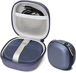 Midnight Blue Protective Case for Bose SoundLink Micro Bluetooth Speaker, Best Color and Shape Matching, Featured Secure a...