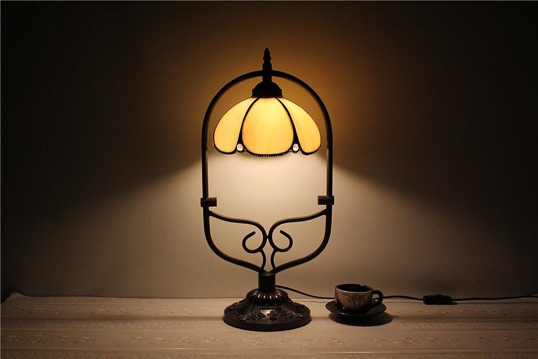 Shopping-8-Zoll einfachen klassischen Retro warmen gelben Glaslampe Kinderzimmer Nachtlicht von der Nachttischlampe Schlafzimmer B01GH1U6DG       Das hochwertigste Material