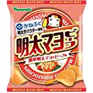 山芳製菓 明太マヨビーフ 50g ×12袋