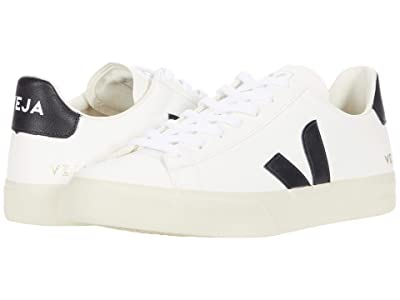 VEJA Campo (Chromefree Extra/White/Black) Men