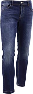 [ENTRE AMIS アントレアミ] メンズ ストレッチ ウォッシュド テーパードデニム NOS-8177-206L02-P20 405(ブルー)