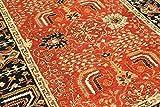 Nain Trading Arijana Klassik 233x173 Orientteppich Teppich Dunkelgrau/Braun Handgeknüpft Pakistan - 6