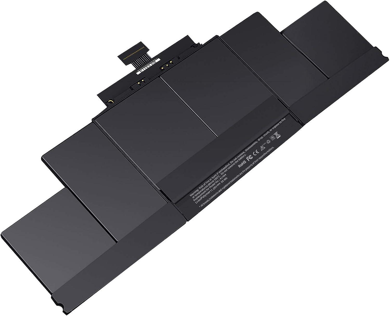Yongerwy A1494 Laptop Battery Compatible 15